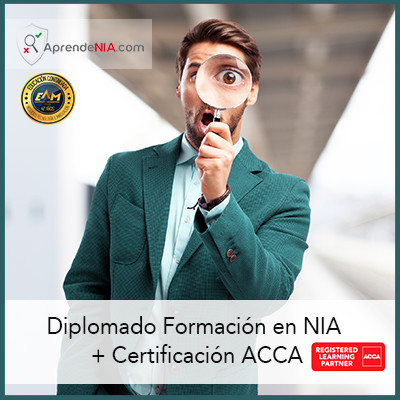 Diplomado Formación en NIA + Certificación ACCA