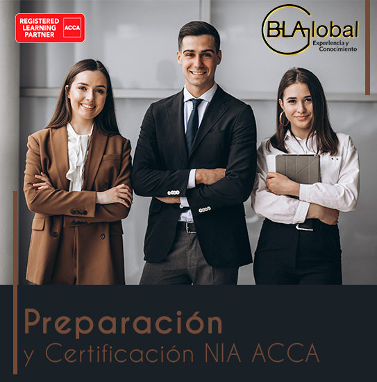 Preparación y Certificación NIA ACCA